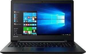 Lenovo Ideapad 100 APU Quad Core A8 6th Gen - (8 GB/1 TB HDD/DOS/2 GB Graphics) 110-15ACL Laptop price in India.