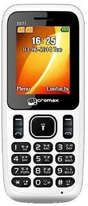 Micromax X071 (Black) price in India.