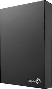 Seagate Expansion 2TB Portable External Hard Drive (Black) price in India.