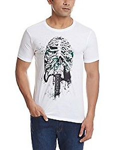 Colt Mens T-shirts from Rs.119 + 75 back on Rs.250 @Amazon
