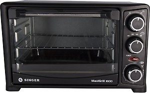 Singer 16-Litre MaxiGrill 1600 Oven Toaster Grill (OTG)