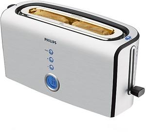 Philips Toaster HR 2618 â?? Aluminum Range