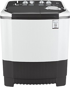 LG 6.5 kg Semi Automatic Top Load Washing Machine Grey