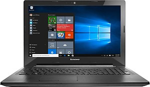 Lenovo G50-80 Core i5 5th Gen - (8 GB/1 TB HDD/Windows 10 Home/2 GB Graphics) G50-80 Laptop price in India.