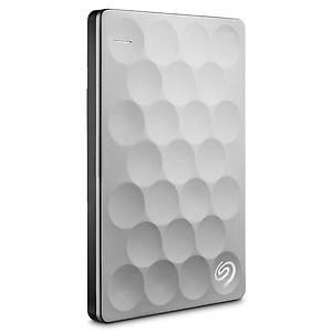 Seagate Backup Plus Ultra Slim 1TB Portable Drive (Gold)& Mobile Device Backup price in India.