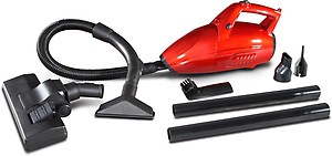Eureka Forbes Super Clean Dry Vacuum Cleaner (Red, Black) price in India.