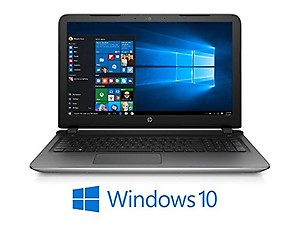 HP 15.6 Inch Premium Laptop (AMD Quad-Core A10-8700P, 8GB,1TB HDD, Webcam,WiFi,Bluetooth,Media card reader, HDMI,,Windows 10,Silver) price in India.
