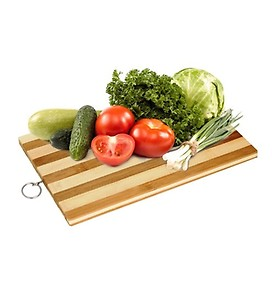 Home Creations wooden Chopping Board