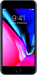 Apple iPhone 8 Plus 64 GB (Gold) price in India.