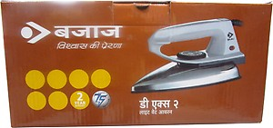 Bajaj DX 2 L/W Dry Iron price in India.