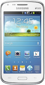 Samsung Galaxy Core 2 (White, 4 GB) price in India.