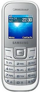 Samsung Guru GT-E1200 (Indigo Blue) price in India.