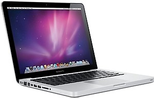 Apple Macbook Pro MD101HN/A 13-inch Laptop (Core i5/4GB/500GB/Mac OS Mavericks/Intel HD Graphics), Silver price in India.