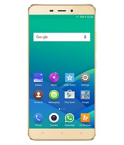 Gionee P7 Max (Blue, 32GB) Mobile Phone price in India.