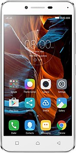 Lenovo Vibe K5 Plus 3 GB (Dark Grey, 16 GB) price in India.