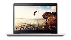Lenovo 80X400HCIN 14-inch Laptop (i3-7130U/4GB/1TB/Windows 10/32Bit/Integrated Graphics) price in India.