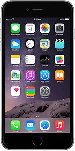 Apple iPhone 6 Plus (Silver, 16GB) price in India.