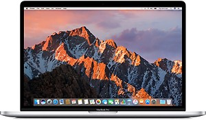 Apple MacBook Pro Core i7 7th Gen - (16 GB/256 GB SSD/Mac OS Sierra/2 GB Graphics) MPTU2HN/A (15.4 inch, SIlver, 1.83 kg) price in India.