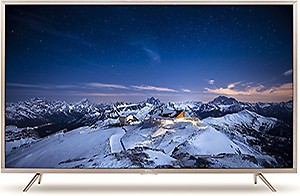 TCL 139.7 cm (55 inches) P2 L55P2US 4K UHD LED Smart TV (Golden) price in India.