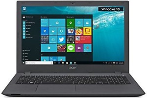 Acer Aspire E 15 E5-573G-389U Notebook (NX.MVMSI.036) (5th Gen Intel Core i3-5005U- 8GB RAM-1TB HDD-39.62 cm (15.6)- Windows 10- 2GB Graphics) (Charcoal Grey) price in India.