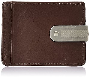 Louis Philippe Dark Tan Men's Wallet (LPU8515027)