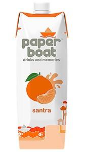 Paper Boat Juice Santra 1L