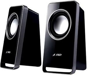 F & D V520 2.0 Speakers price in India.