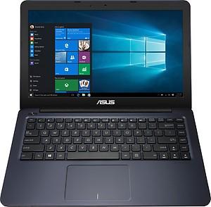 Asus EeeBook Celeron Dual Core - (2 GB/32 GB EMMC Storage/Windows 10 Home) E402NA-GA022T Laptop (14 inch, Blue, 1.65 kg) price in India.