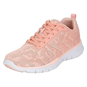 Red Tape Women's Pink Running Shoes