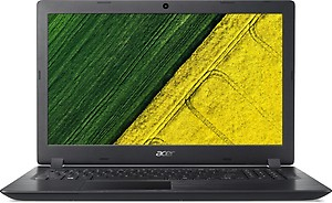 Acer Aspire 3 Celeron Dual Core - (2 GB/500 GB HDD/Linux) A315-31 Laptop (15.6 inch, Black, 2.1 kg) price in India.