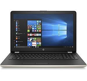 HP 15g-br105tx 15.6-inch Full HD Anti-Glare Laptop (8th Gen Intel i5-8250U/8GB DDR4/1TB HDD/AMD 2GB Graphics/Win 10/MS Office H&S 2016) Silk Gold price in India.