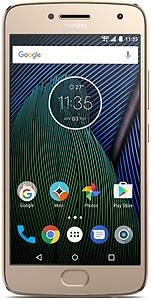 Motorola Gold G5 Plus 32GB price in India.