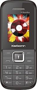 Karbonn K2 Boom Box (Dual Sim, 1.8 Inch Display, 1000 Mah Battery) price in India.