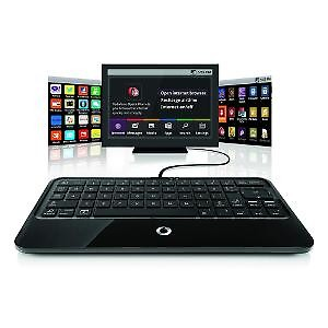 Internet On Your TV With Vodafone Webbox Keyboard Mini Computer (Free - 2 GB Micro SD Card) price in India.