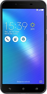 Asus Zenfone 3 Max ZC553KL (Gray, 32 GB) (3 GB RAM) price in India.