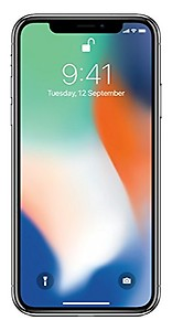 Apple iPhone X 256 GB (Space Grey) price in India.