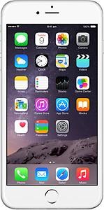 Apple iPhone 6 Plus 64GB - Silver price in India.