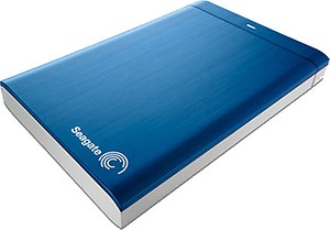Seagate Backup Plus Slim 1TB Portable External Hard Drive & Mobile Device Backup (Blue) price in India.