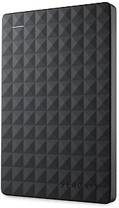 Seagate Expansion 500GB External Hard Drive (Black) price in India.