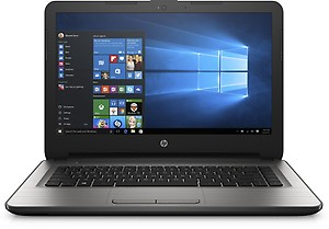 HP 14-R004TU Laptop (4th Gen Intel Core i3- 4 GB RAM- 500 GB HDD- 35.56cm (14)- Windows 8.1) (Black) price in India.