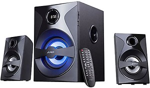 F&D F380 X 2.1 Channel Multimedia Bluetooth Speakers price in India.