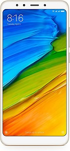 Redmi 5 (Gold, 16GB) price in India.
