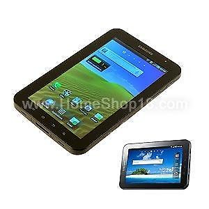 Samsung Galaxy 7 inch Touch Screen Android Tablet price in India.
