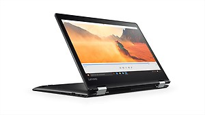 Lenovo Yoga 510 Core i3 6th Gen - (4 GB/1 TB HDD/Windows 10 Home) Yoga 510 2 in 1 Laptop (14 inch, Black, 1.73 kg) price in India.