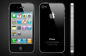 Brand New Factory Unlocked Apple iPhone 4 32GB - Black Smartphone price in India.