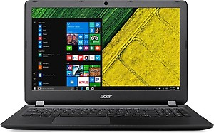 Acer ES 15 Core i3 6th Gen - (4 GB/500 GB HDD/Linux) ES1-572-33M8 Laptop (15.6 inch, Midnight Black, 2.4 kg) price in India.