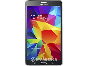 Samsung Galaxy Tab 4 T231 Tablet (7-inch, 8GB, WiFi, 3G, Voice Calling), Ebony Black price in India.
