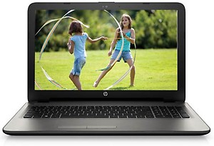 HP Pavilion Celeron Dual Core 4th Gen - (4 GB/500 GB HDD/DOS) 15- AC 117TU Laptop (15.6 inch, Turbo SIlver Color With Diamond & Cross Brush Pattern, 2.14 Kg kg) price in India.