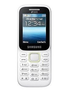Samsung Guru Music 2 B310E Blue price in India.