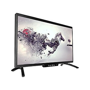 Daiwa D21C1/D1 50cm (20 Inches ) HD Ready LED TV with USB+HDMI to 2 x 2 price in India.